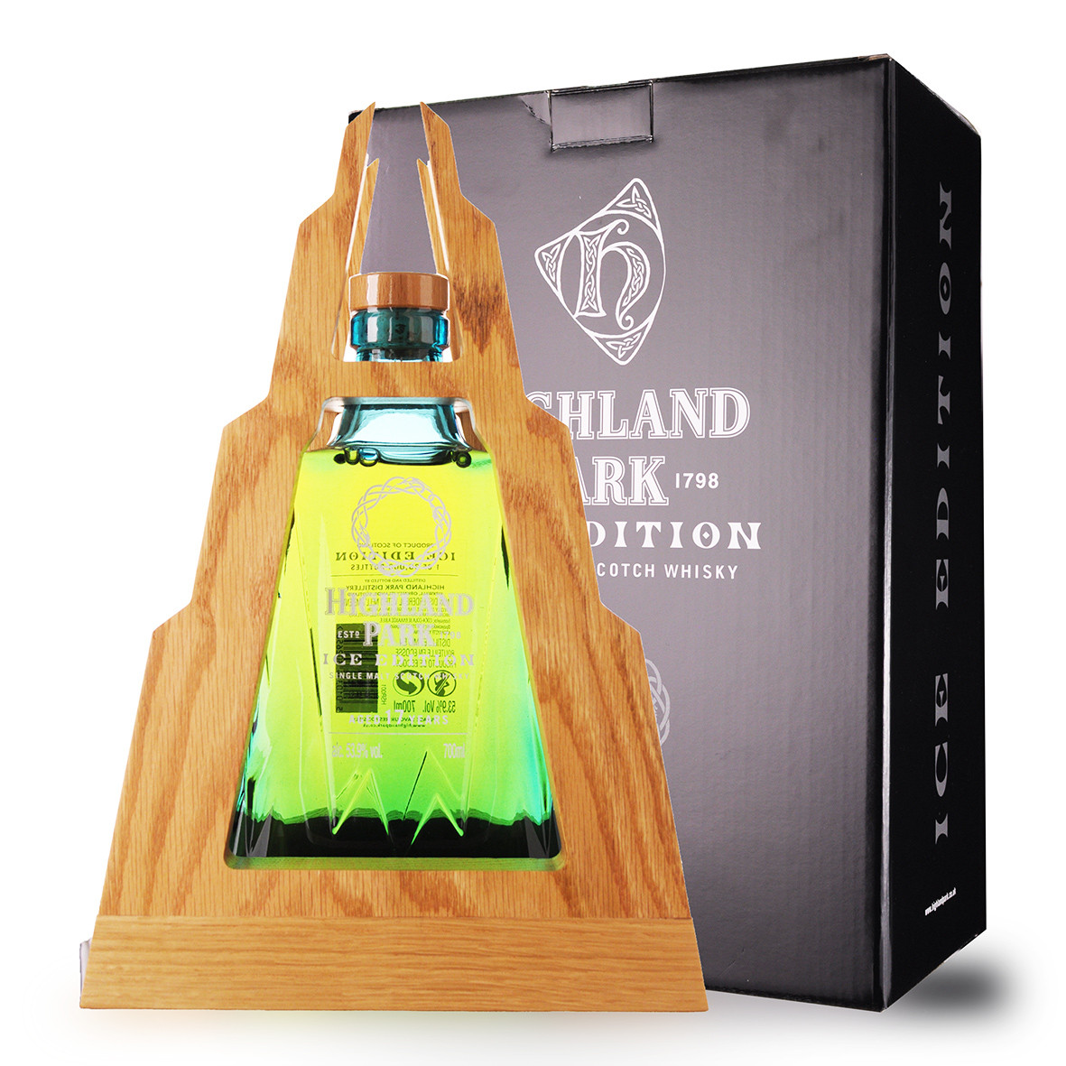 Whisky Highland Park 17 Ans Ice Edition 70cl Coffret www.odyssee-vins.com