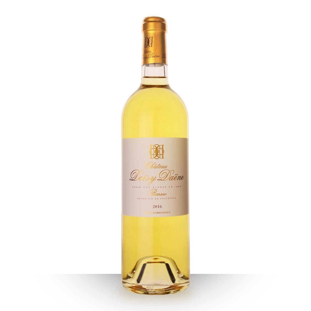 Château Doisy-Daëne Barsac Blanc 2016 75cl www.odyssee-vins.com