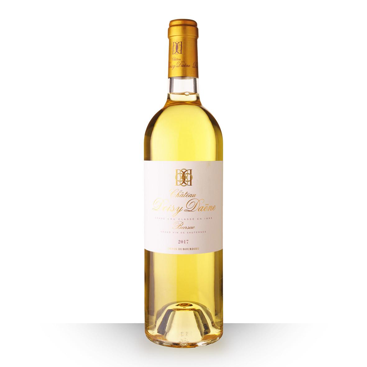 Château Doisy-Daëne Barsac Blanc 2017 75cl www.odyssee-vins.com