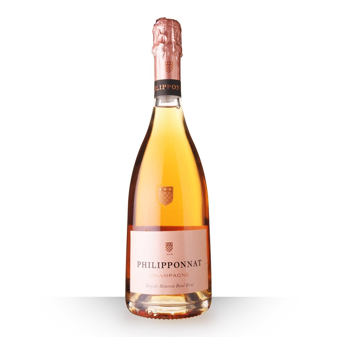 Champagne Philipponnat Royale Réserve Rosé 75cl www.odyssee-vins.com
