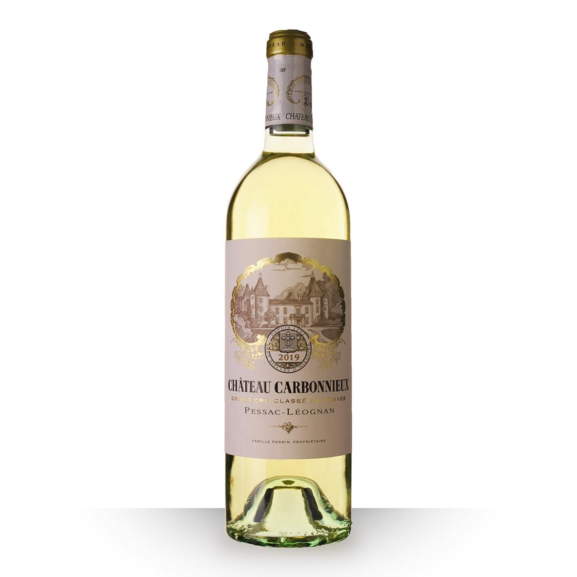 Château Carbonnieux Pessac-Léognan Blanc 2019 75cl www.odyssee-vins.com