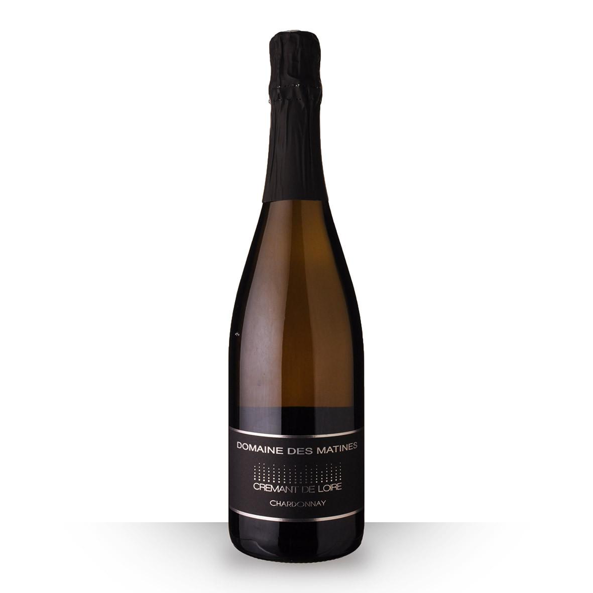 Domaine des Matines Crémant de Loire Blanc 75cl www.odyssee-vins.com