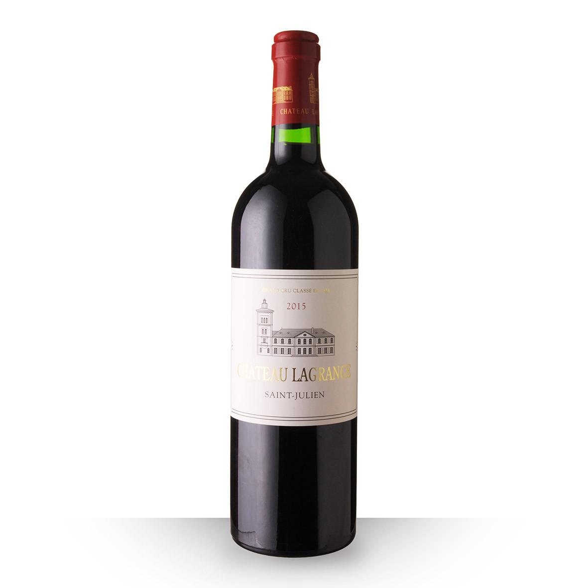 Château Lagrange Saint-Julien Rouge 2015 75cl www.odyssee-vins.com