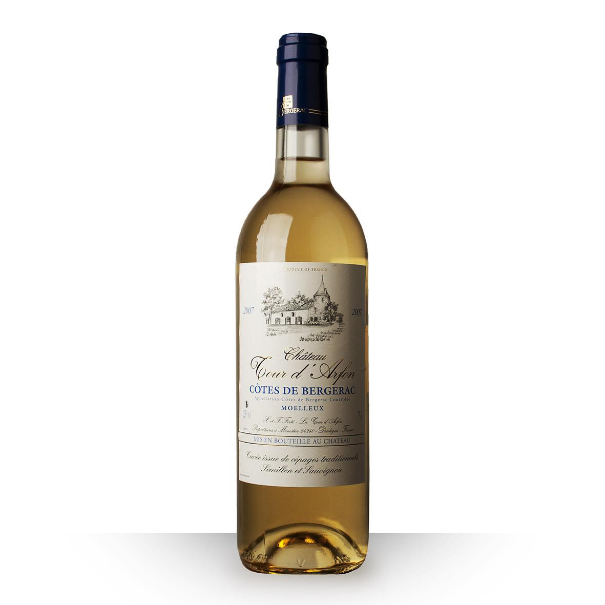 Château Tour dArfon Côtes de Bergerac Blanc 2007 75cl www.odyssee-vins.com