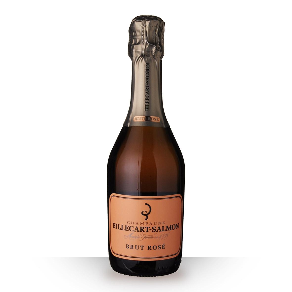 Champagne Billecart-Salmon Brut Rosé 37,5cl www.odyssee-vins.com