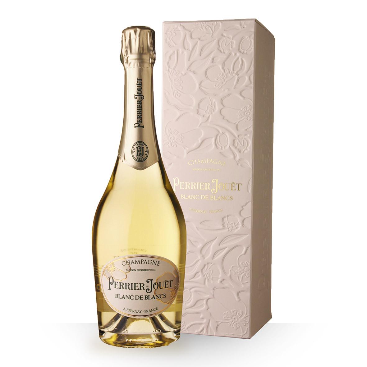 Champagne Perrier-Jouët Blanc de Blancs 75cl Etui www.odyssee-vins.com