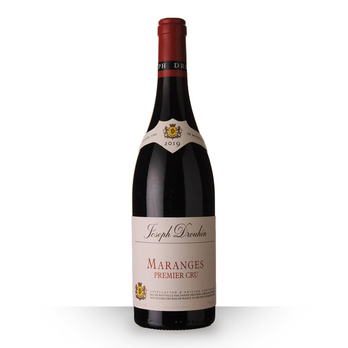 Joseph Drouhin Maranges 1er Cru Rouge 2019 75cl www.odyssee-vins.com