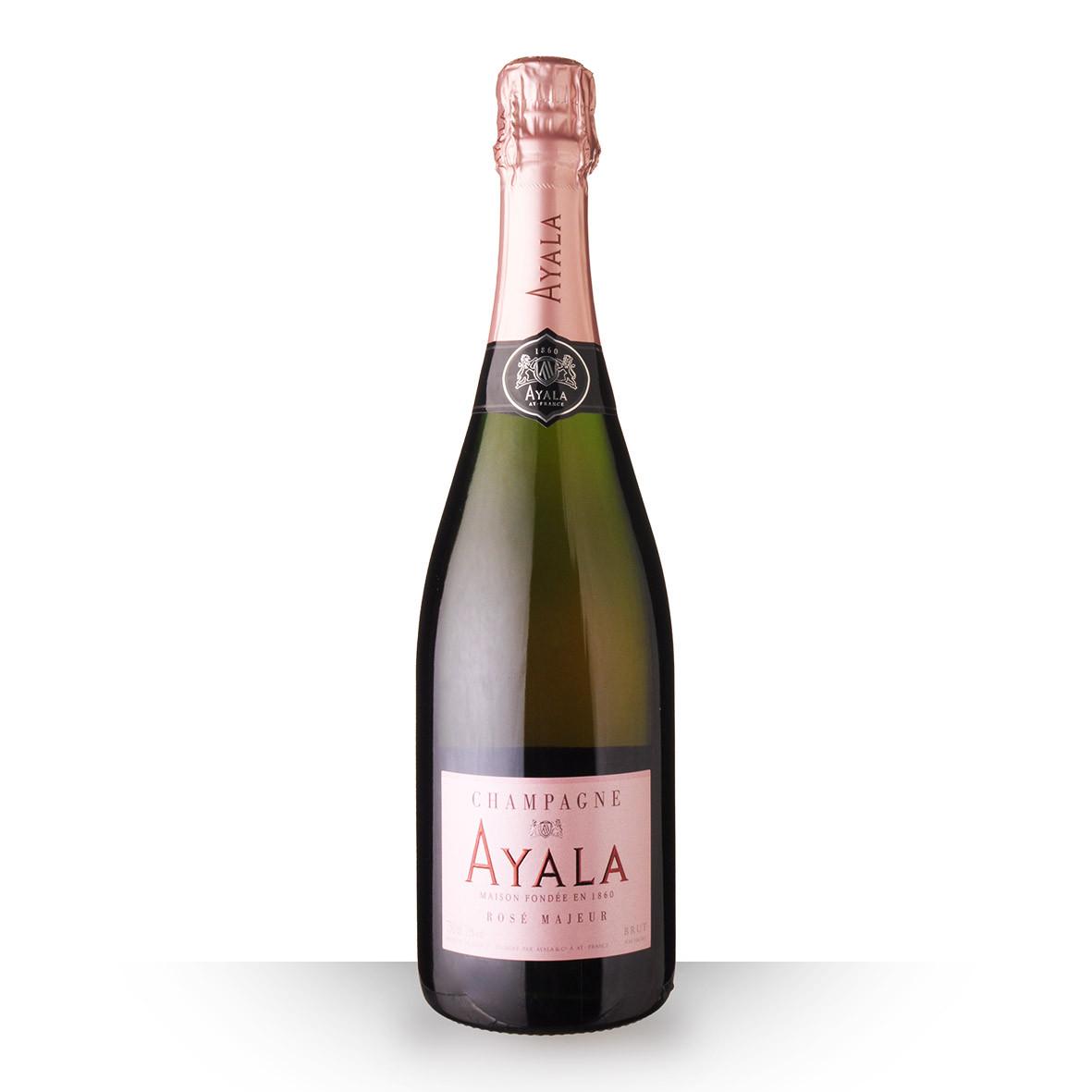 Champagne Ayala Rosé Majeur 75cl www.odyssee-vins.com