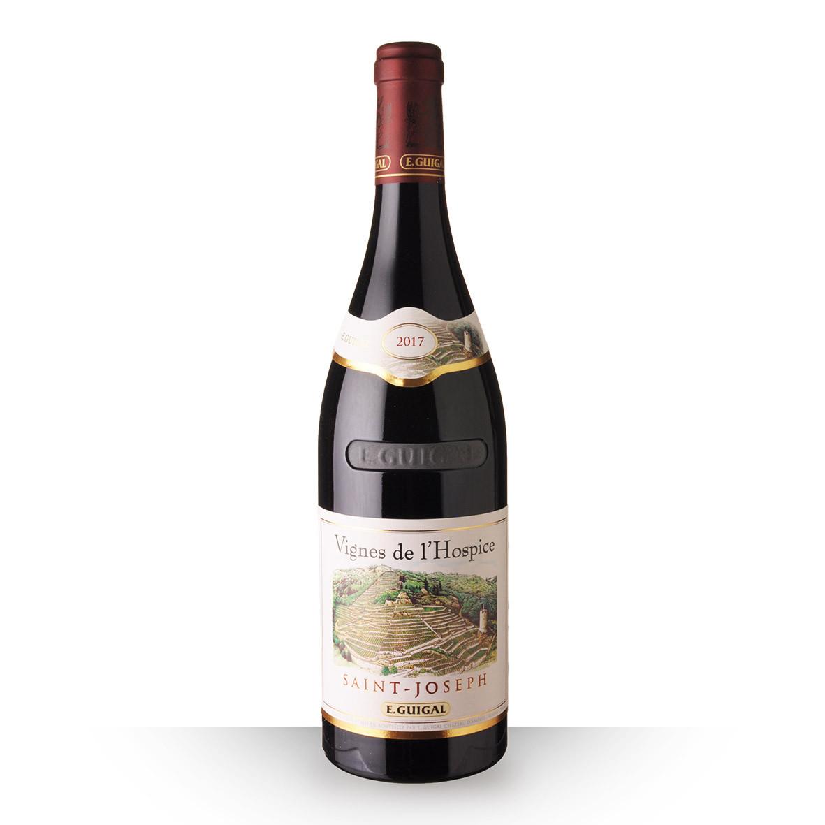 Guigal Vignes de lHospice Saint-Joseph Rouge 2017 75cl www.odyssee-vins.com