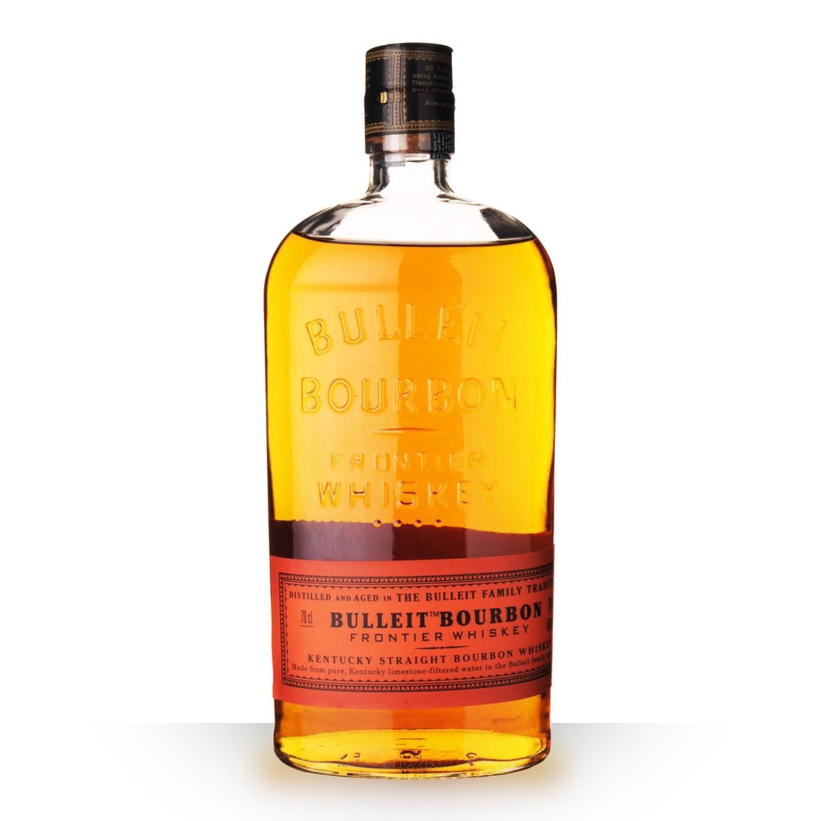 Whisky Bulleit 70cl www.odyssee-vins.com