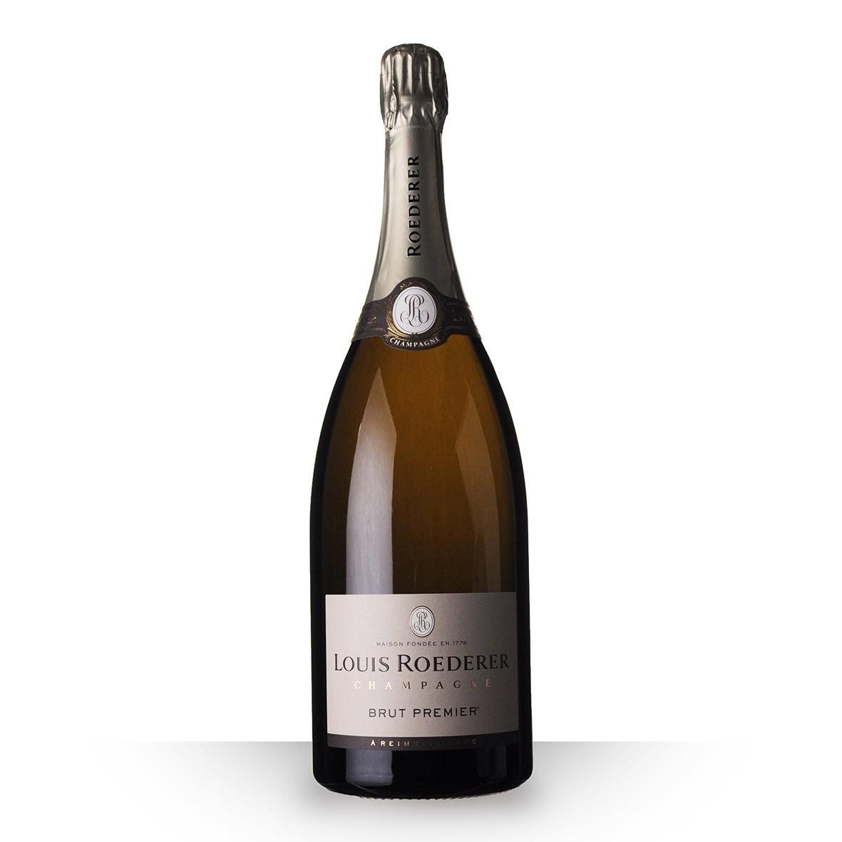 Champagne Louis Roederer 1er Brut 150cl www.odyssee-vins.com