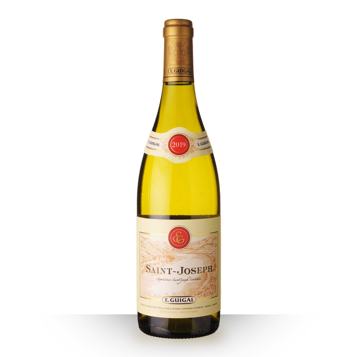 Guigal Saint-Joseph Blanc 2019 75cl www.odyssee-vins.com