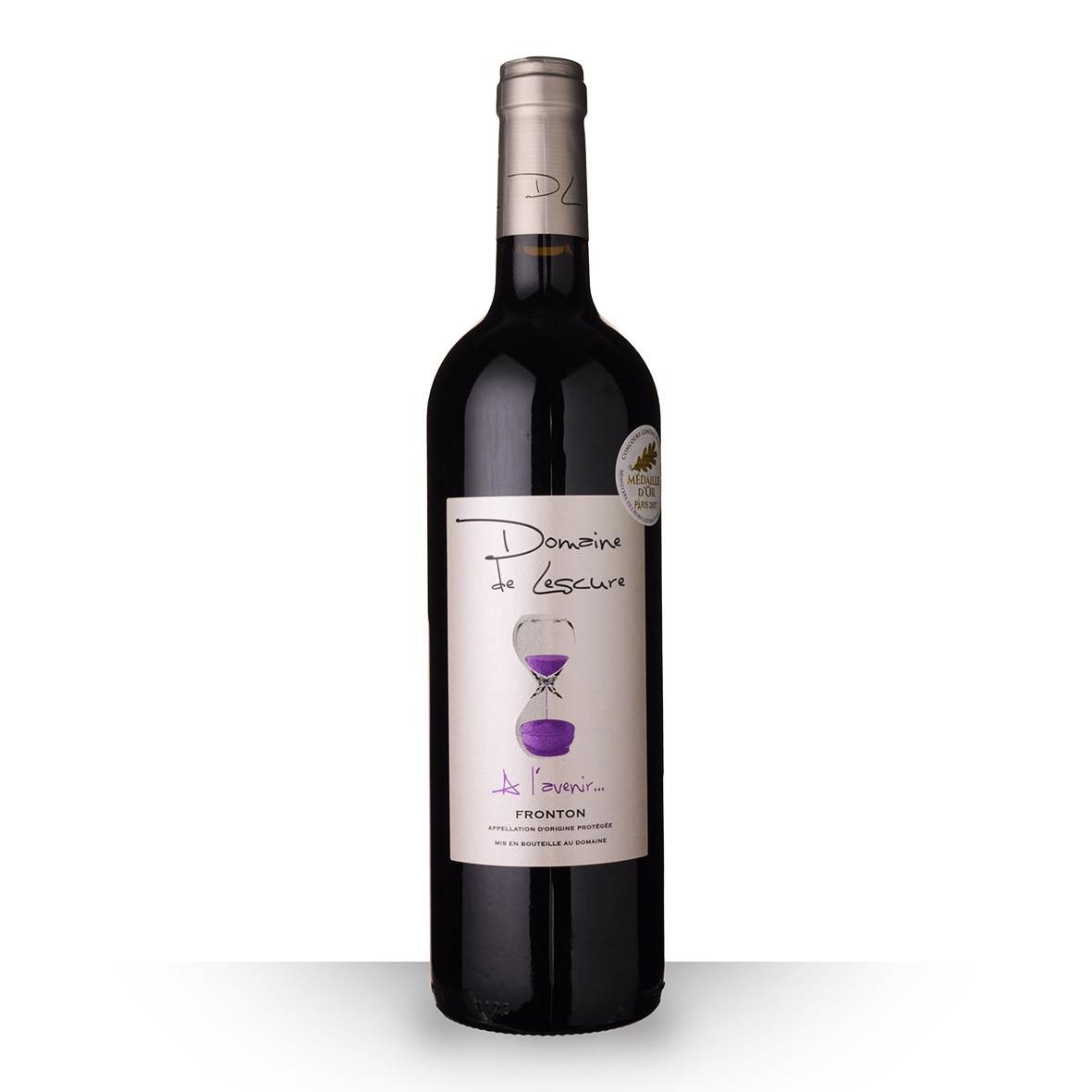 Domaine de Lescure A lavenir Fronton Rouge 2015 75cl www.odyssee-vins.com