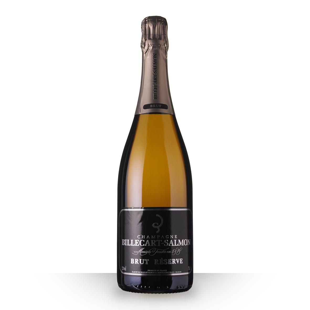 Champagne Billecart-Salmon Brut Réserve 75cl www.odyssee-vins.com