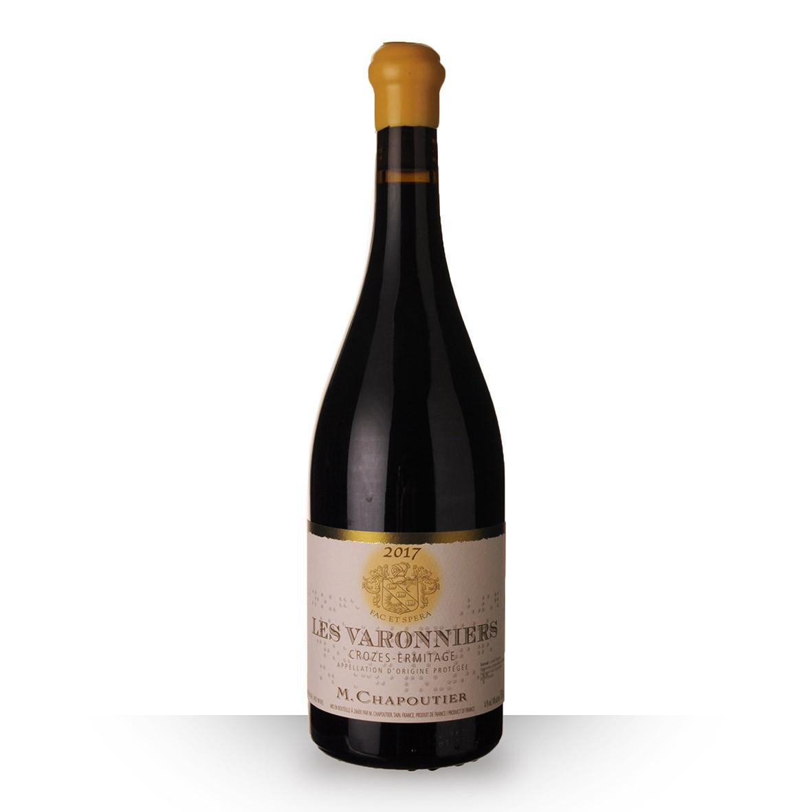 Chapoutier Les Varonniers Crozes-Ermitage Rouge 2017 75cl www.odyssee-vins.com