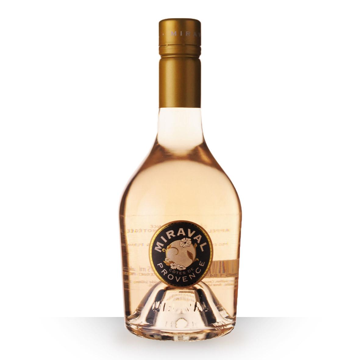 Miraval Côtes de Provence Rosé 2020 37,5cl www.odyssee-vins.com