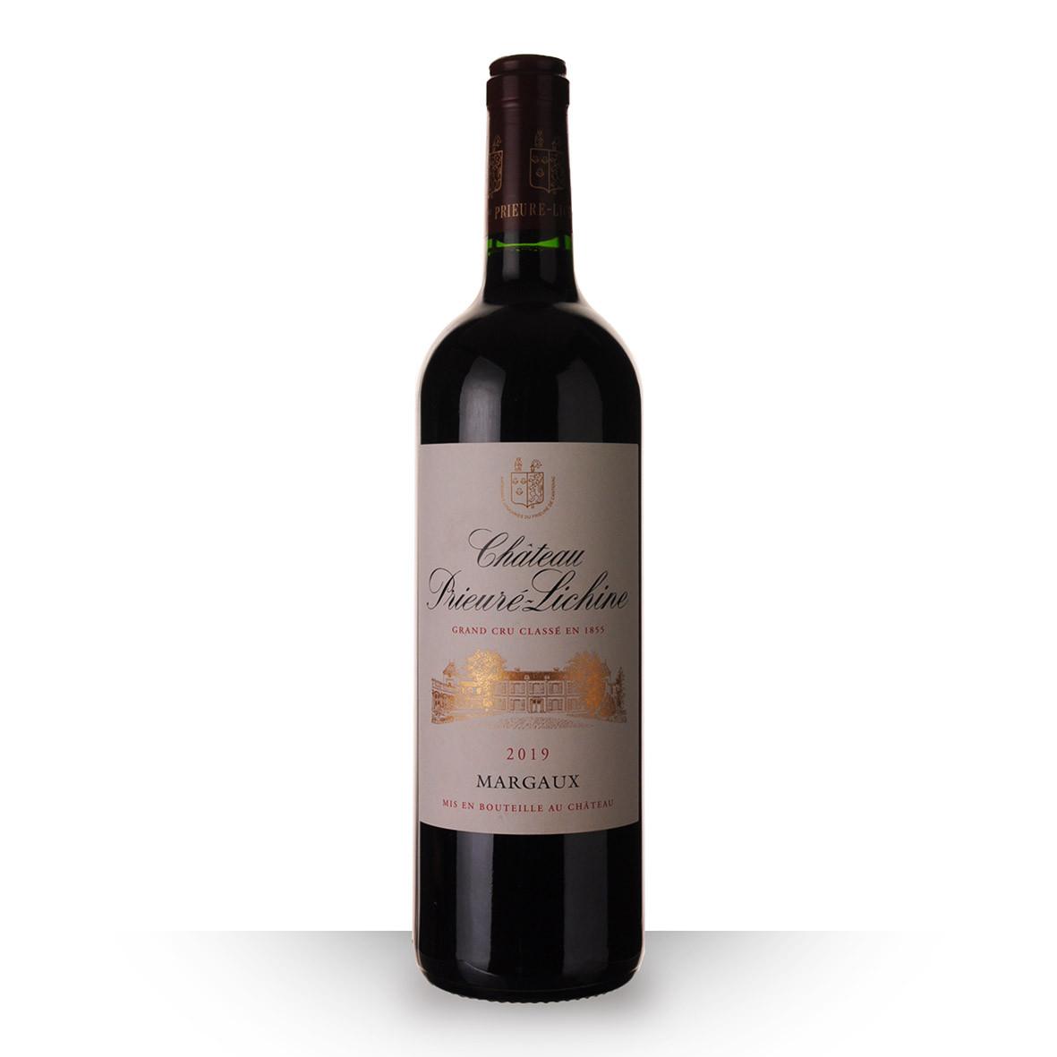 Château Prieuré-Lichine Margaux Rouge 2019 75cl www.odyssee-vins.com