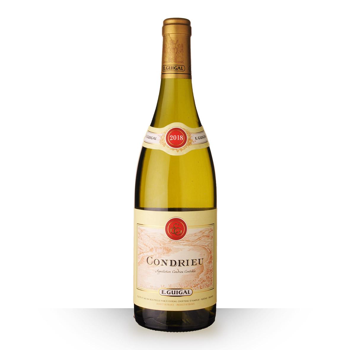 Guigal Condrieu Blanc 2018 75cl www.odyssee-vins.com