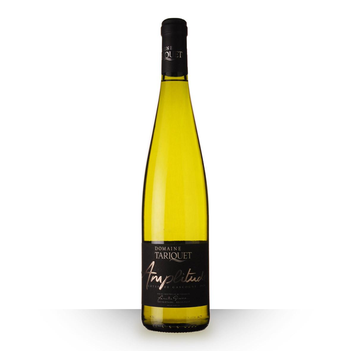 Domaine du Tariquet Amplitude Blanc 2020 75cl www.odyssee-vins.com
