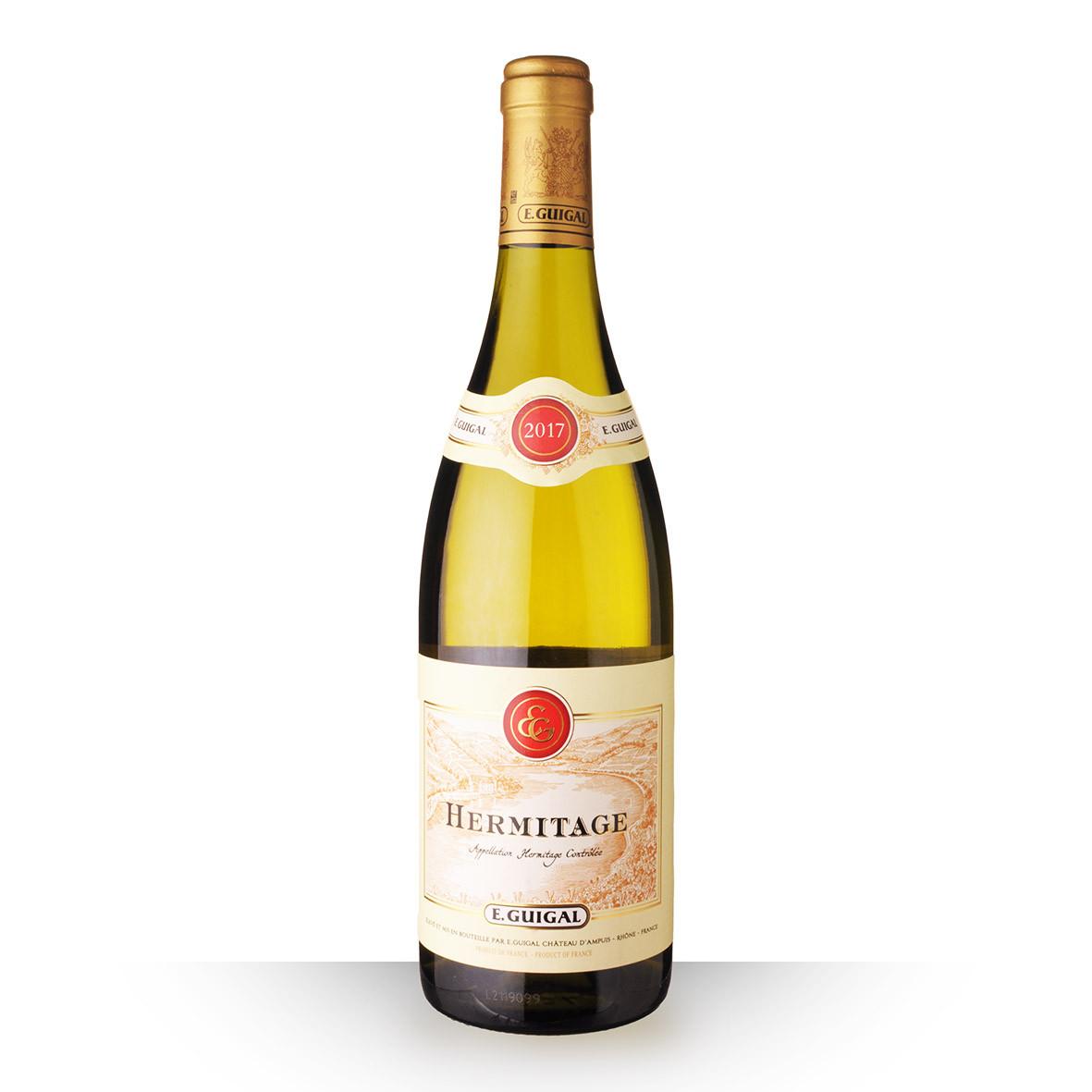 Guigal Hermitage Blanc 2017 75cl www.odyssee-vins.com