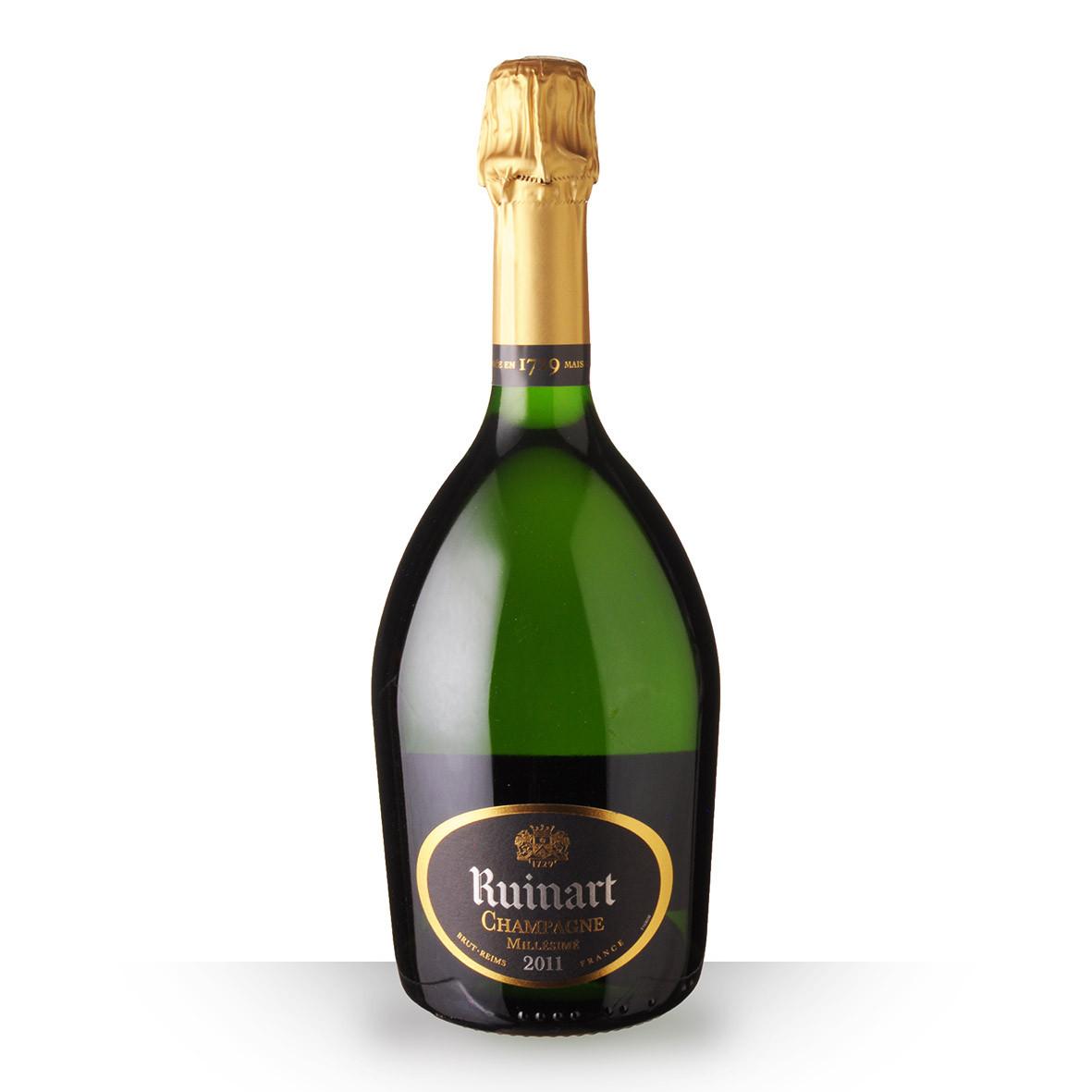 Champagne Ruinart Brut Millésimé 2011 75cl www.odyssee-vins.com