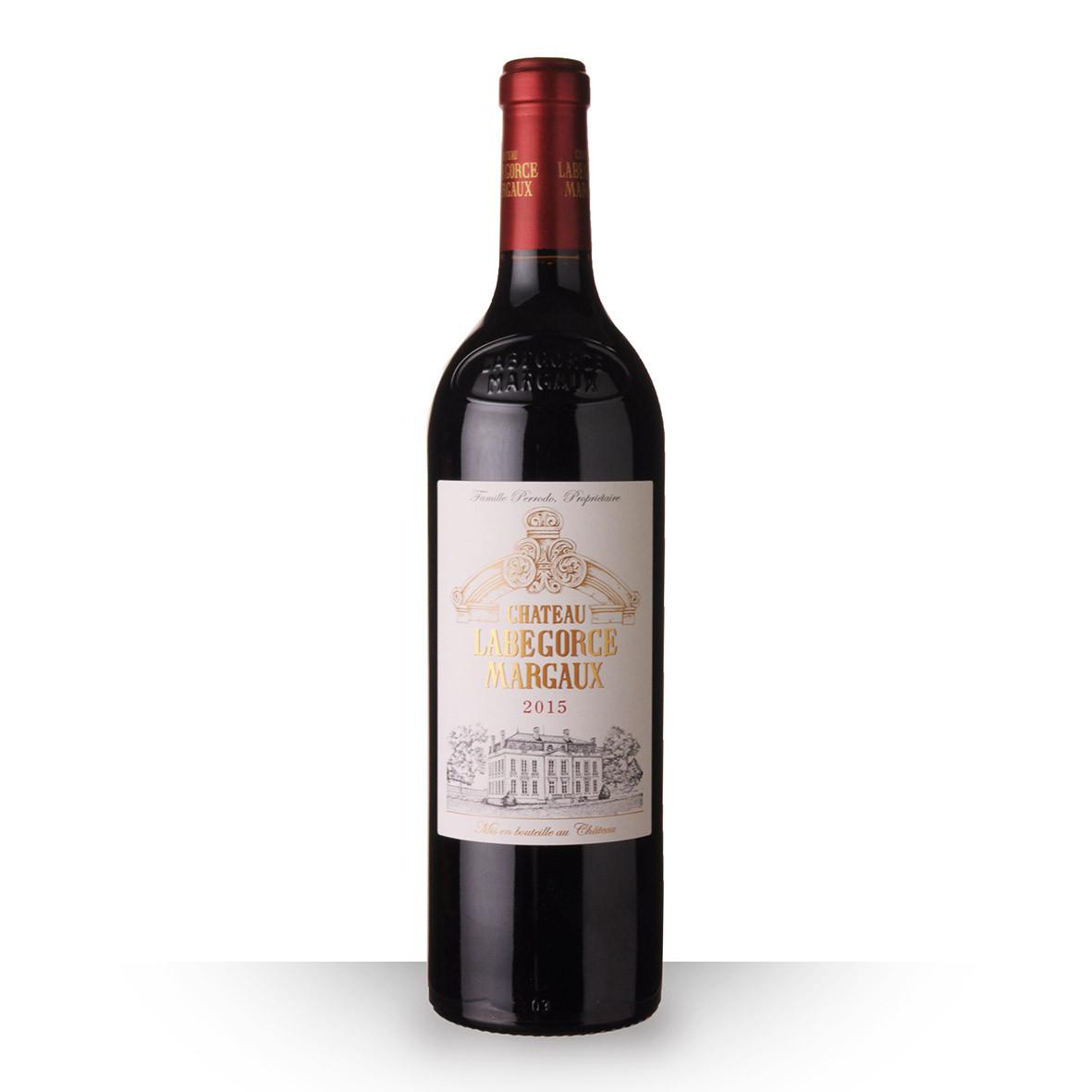 Château Labégorce Margaux Rouge 2015 75cl www.odyssee-vins.com
