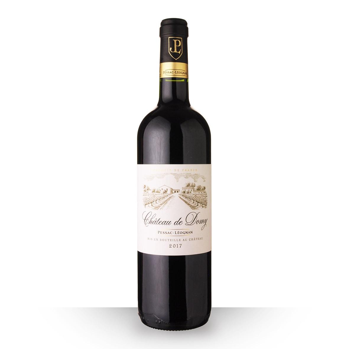 Château de Domy Pessac-Léognan Rouge 2017 75cl www.odyssee-vins.com