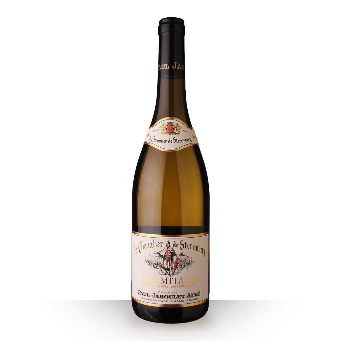 Paul Jaboulet Aîné le Chevalier de Stérimberg Hermitage Blanc 2018 75cl www.odyssee-vins.com