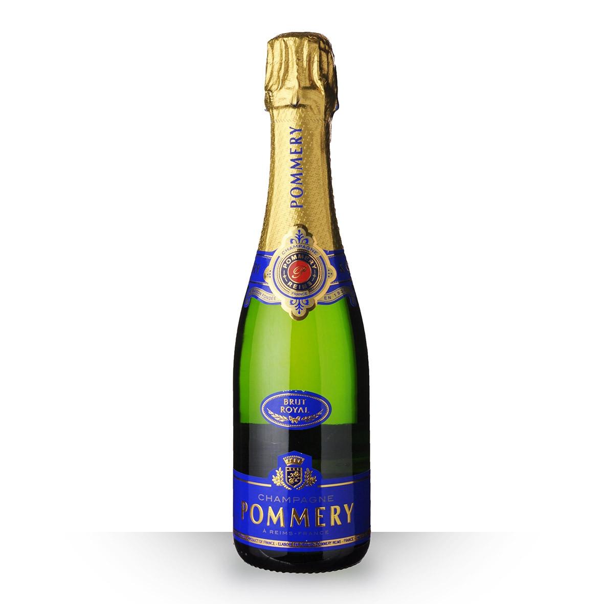 Champagne Pommery Brut Royal 37,5cl www.odyssee-vins.com