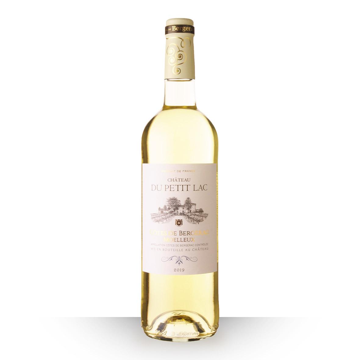 Château du Petit Lac Côtes de Bergerac Blanc 2019 75cl www.odyssee-vins.com