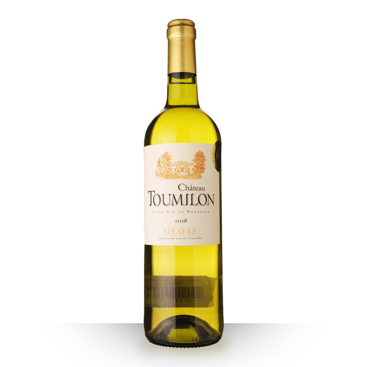 Château Toumilon Graves Blanc 2018 75cl www.odyssee-vins.com