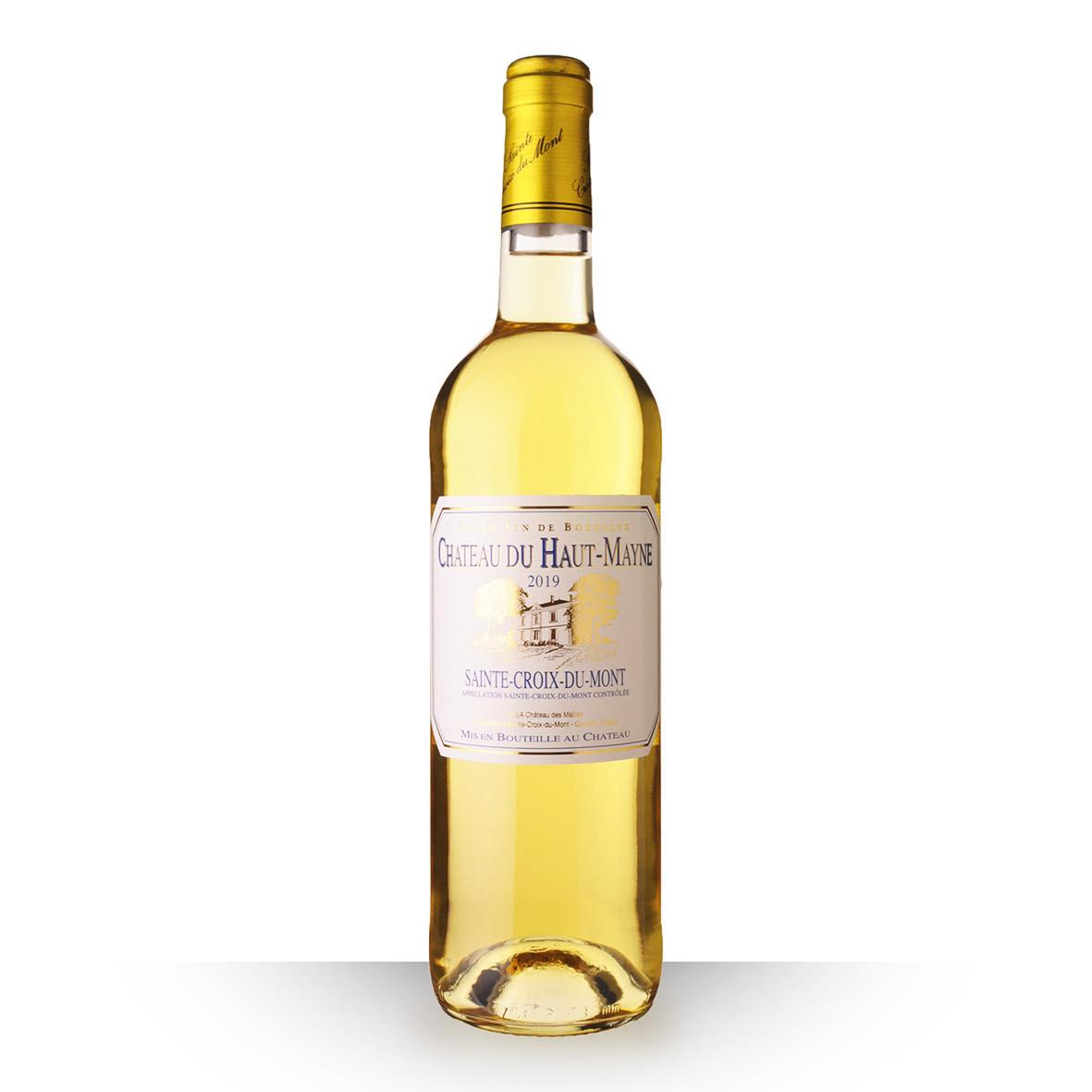 Château du Haut-Mayne Sainte-Croix-du-Mont Blanc 2019 75cl www.odyssee-vins.com