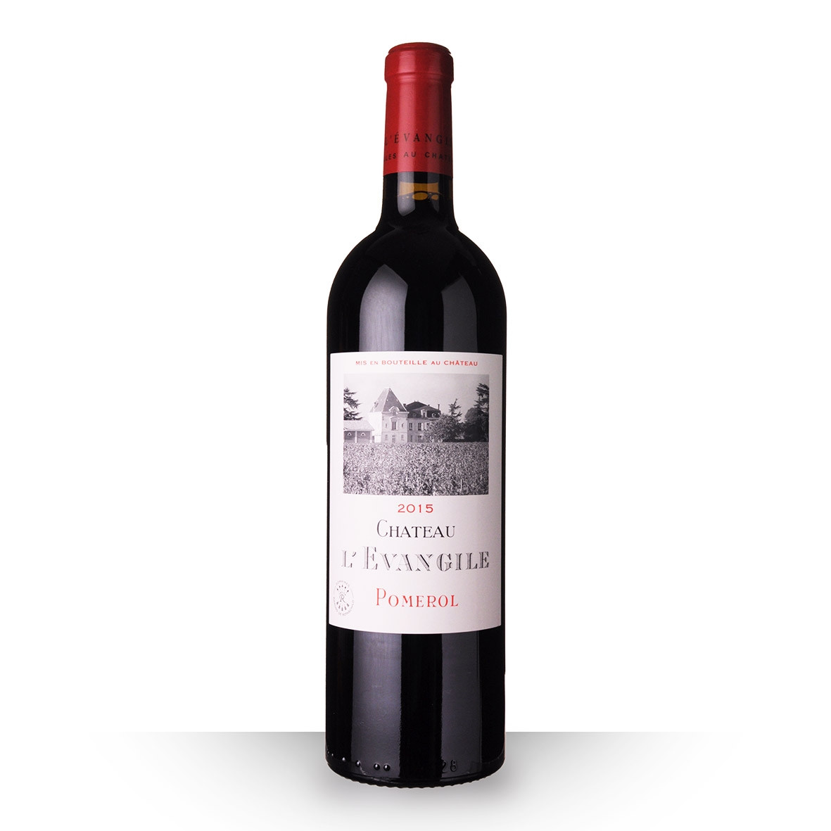Château lEvangile Pomerol Rouge 2015 75cl www.odyssee-vins.com