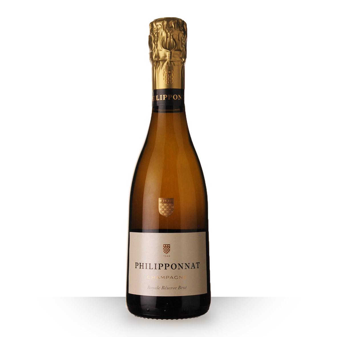 Champagne Philipponnat Royale Réserve Brut 37,5cl www.odyssee-vins.com