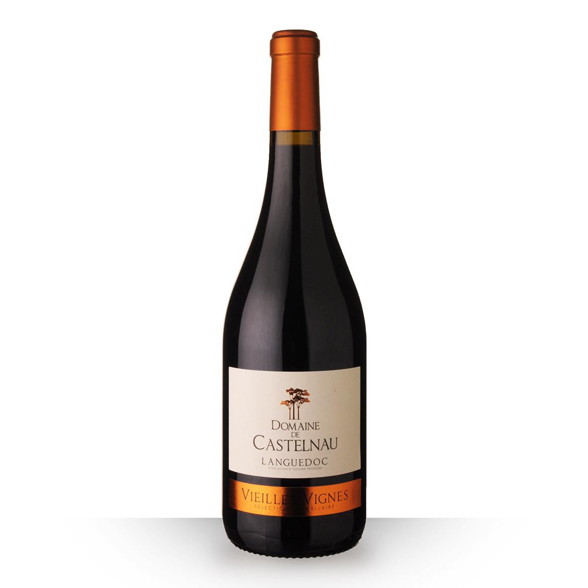 Domaine de Castelnau Vieilles Vignes Languedoc Rouge 2017 75cl www.odyssee-vins.com