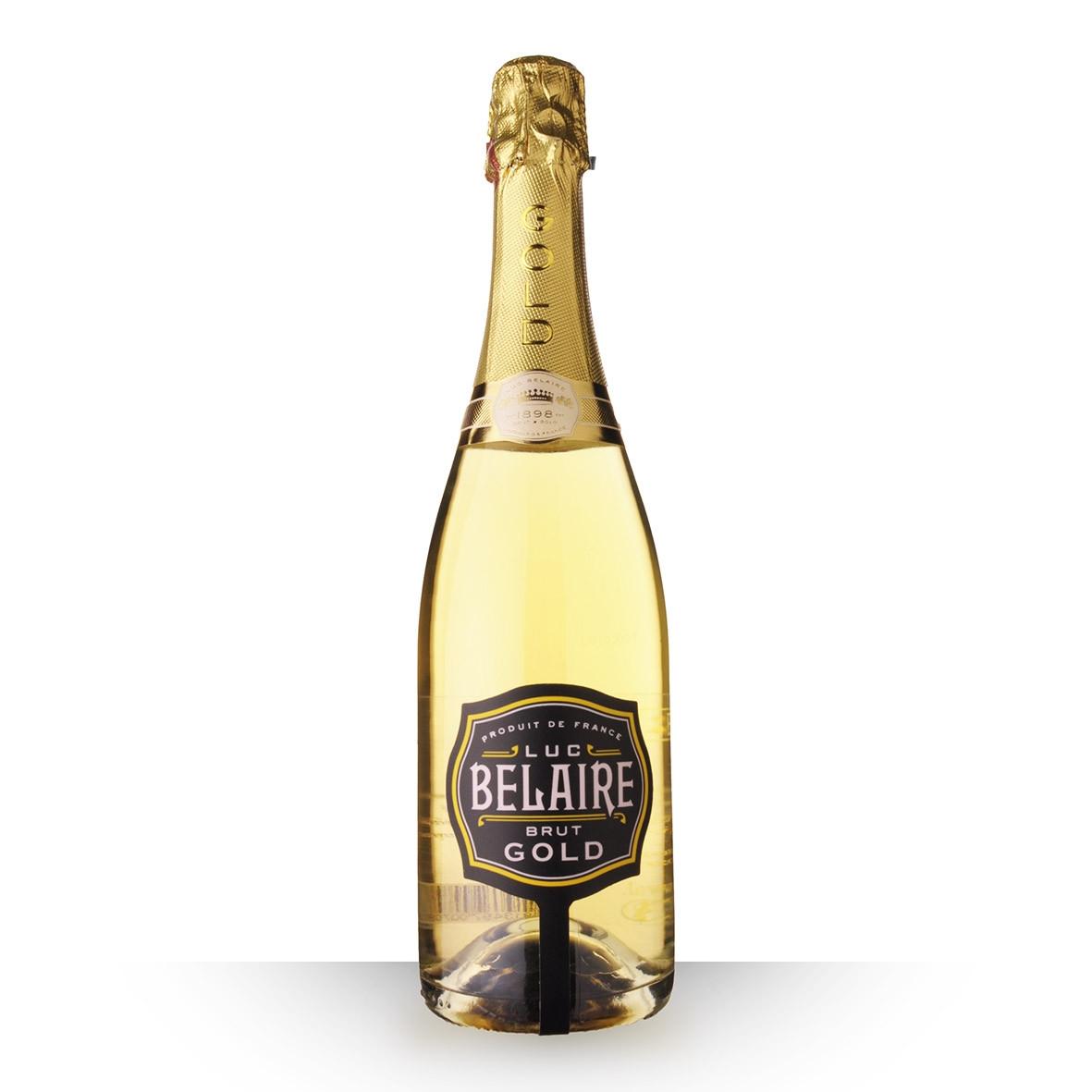 Luc Belaire Fantôme Gold Blanc 75cl www.odyssee-vins.com