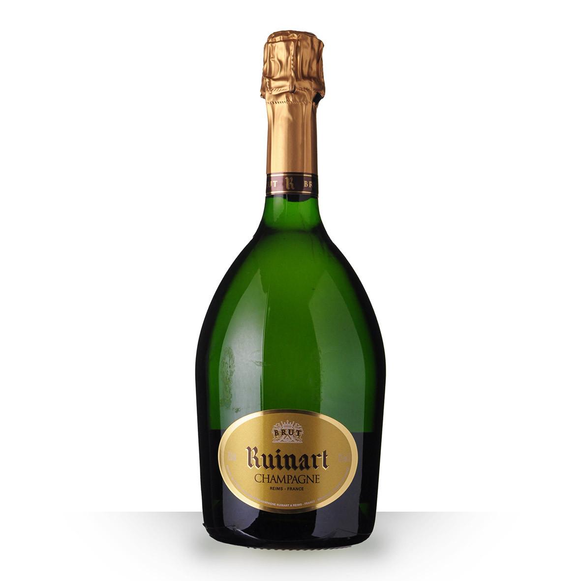 Champagne R de Ruinart Brut 75cl www.odyssee-vins.com