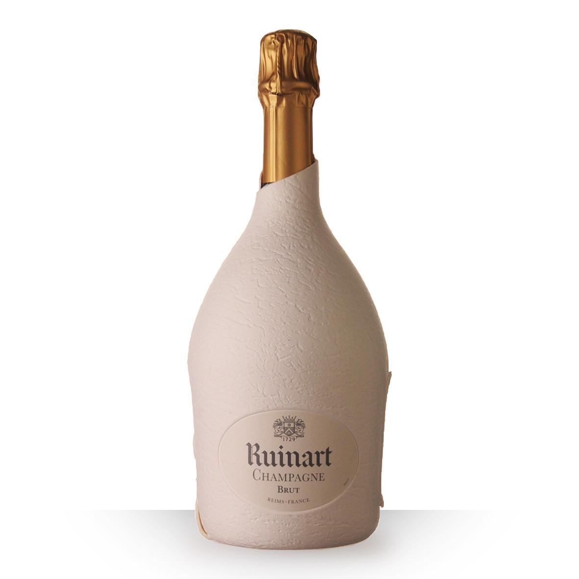 Champagne R de Ruinart Brut 75cl Seconde Peau www.odyssee-vins.com
