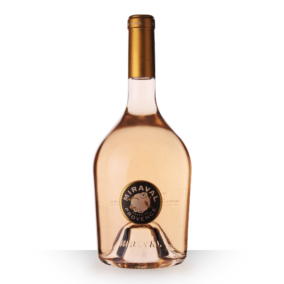 Miraval Côtes de Provence Rosé 2020 75cl www.odyssee-vins.com