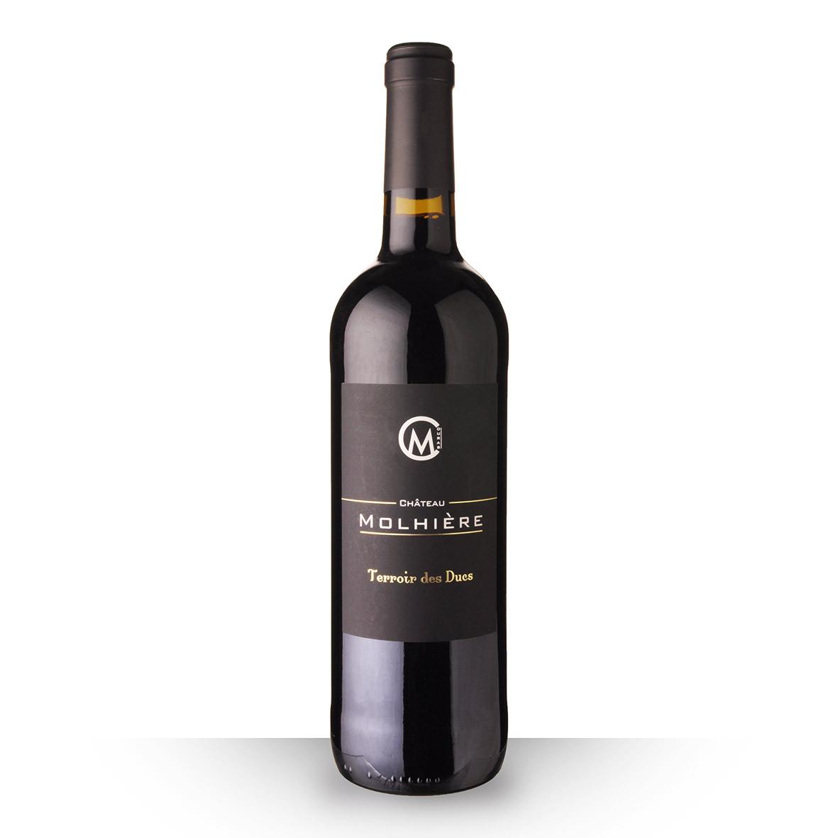 Château Molhière Terroirs des Ducs Côtes de Duras Rouge 2018 75cl www.odyssee-vins.com
