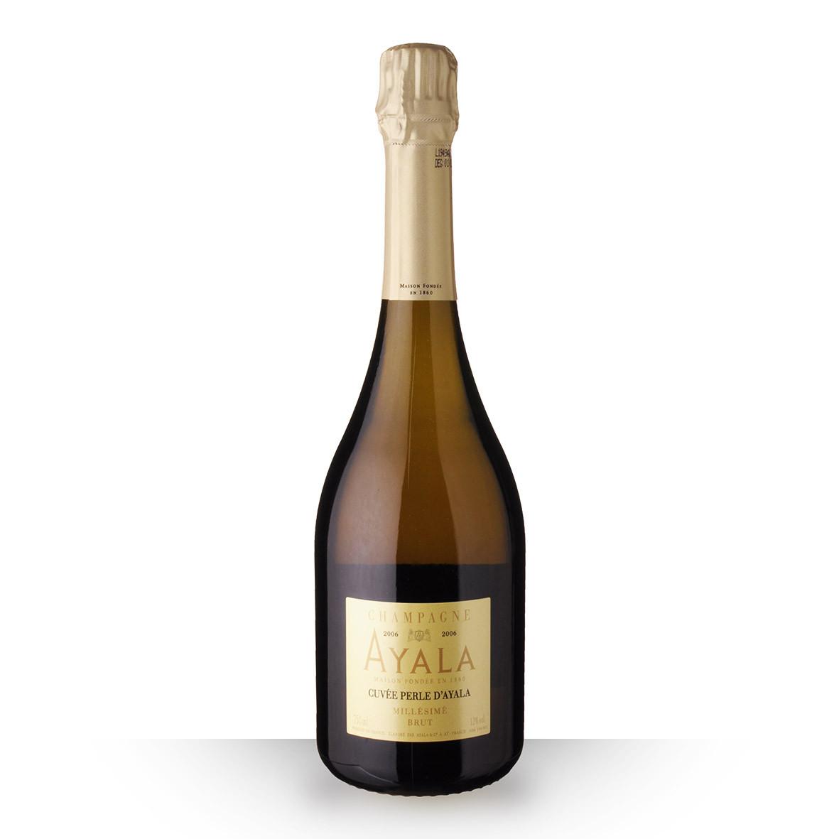 Champagne Ayala Perle dAyala 2006 Brut 75cl www.odyssee-vins.com