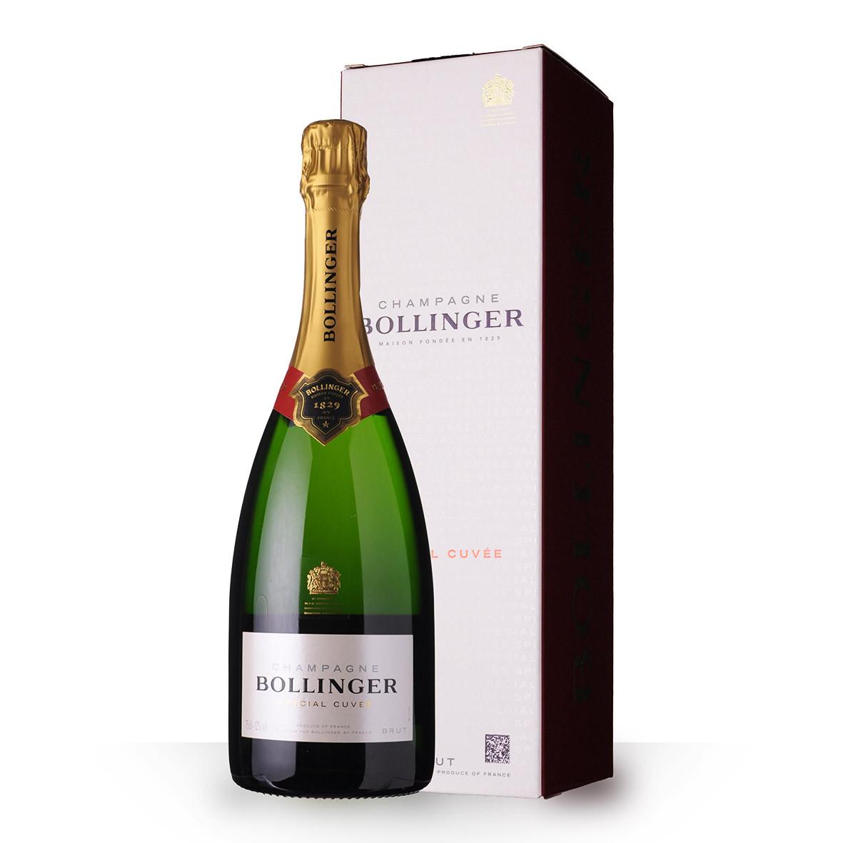Champagne Bollinger Spécial Cuvée Brut 75cl Etui www.odyssee-vins.com