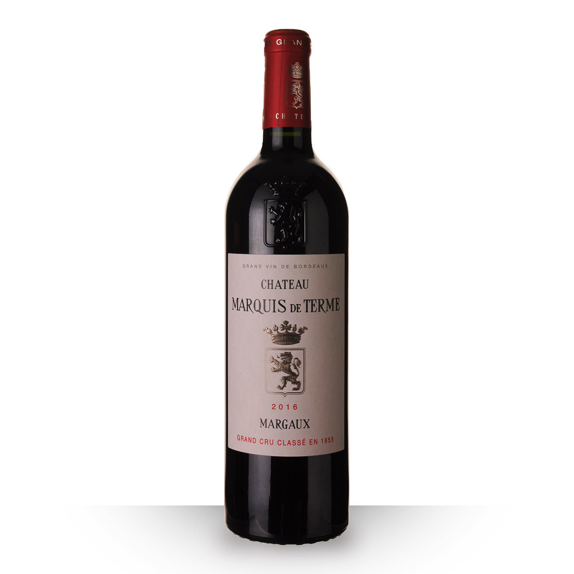 Château Marquis de Terme Margaux Rouge 2016 75cl www.odyssee-vins.com