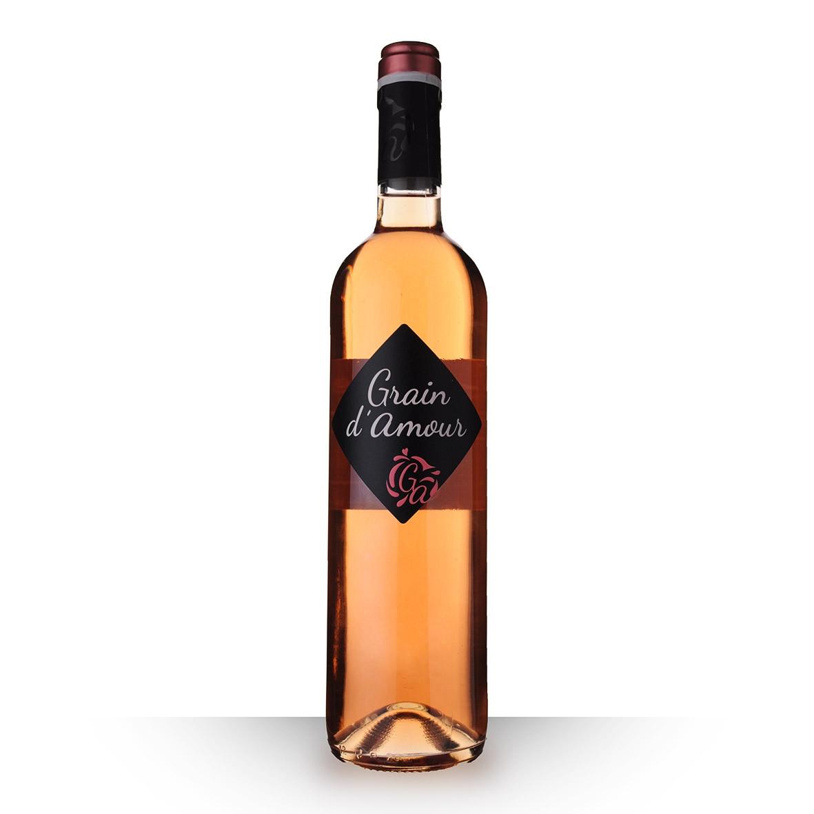Grain dAmour Vin de France Rosé 75cl www.odyssee-vins.com