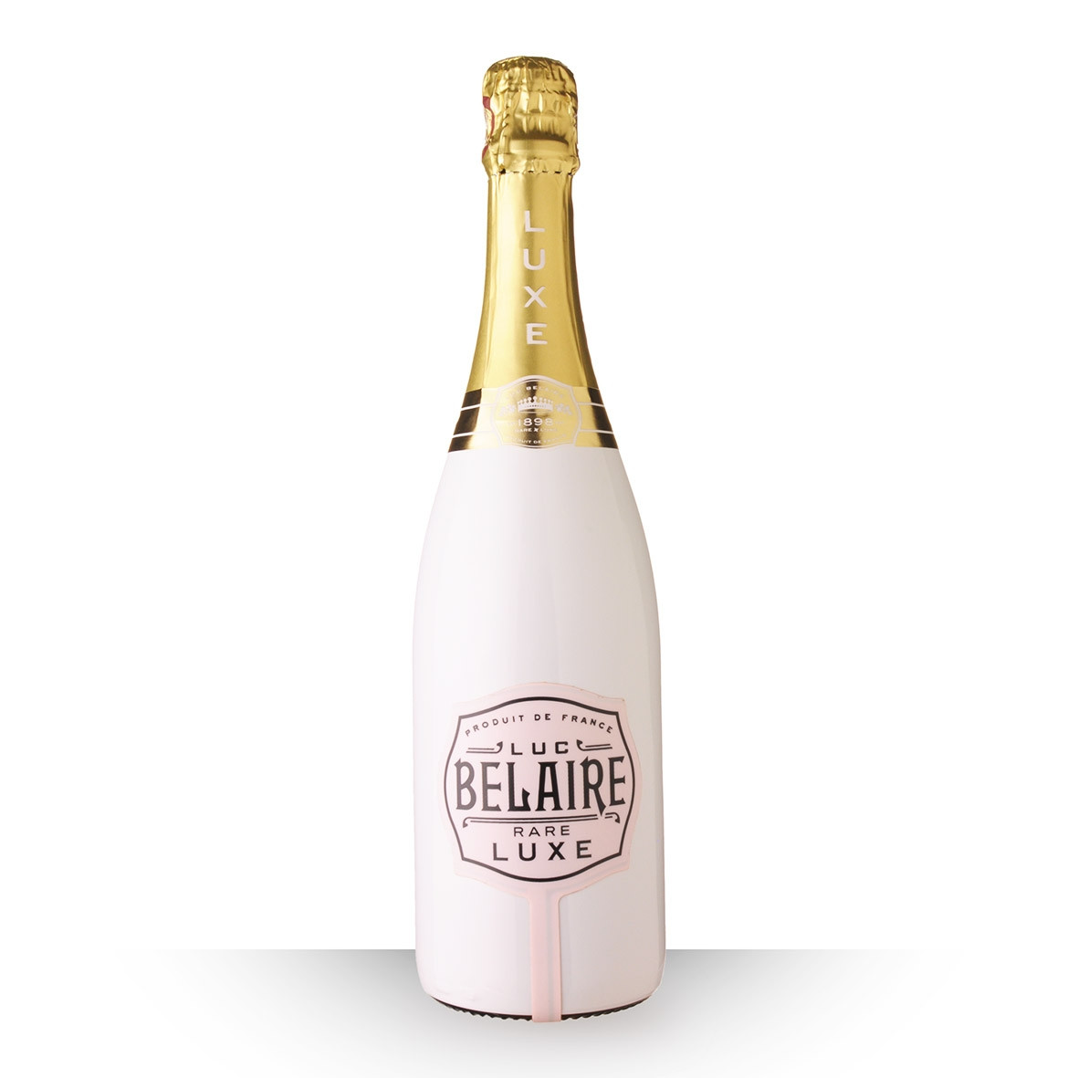 Luc Belaire Fantôme Luxe Blanc 75cl www.odyssee-vins.com