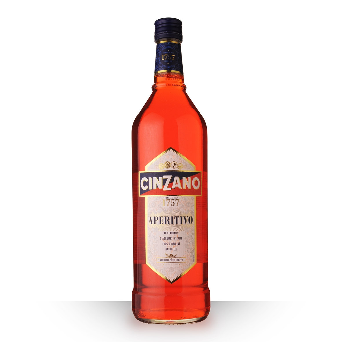 Vermouth Cinzano Aperitivo 100cl www.odyssee-vins.com