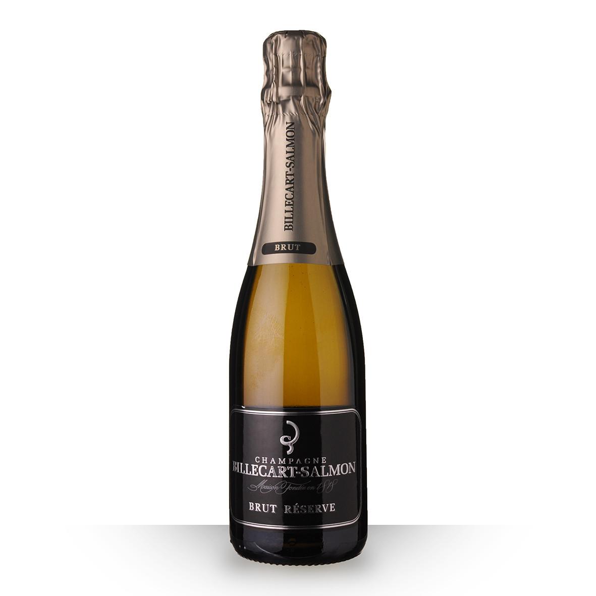Champagne Billecart-Salmon Brut Réserve 37,5cl www.odyssee-vins.com