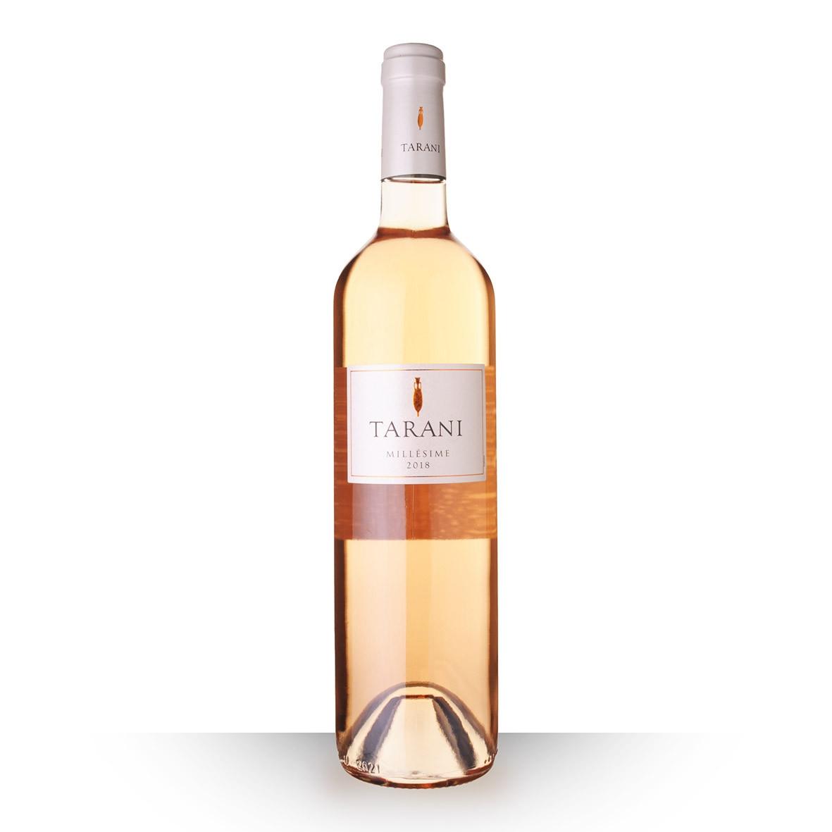 Tarani Comté Tolosan Rosé 2018 75cl www.odyssee-vins.com