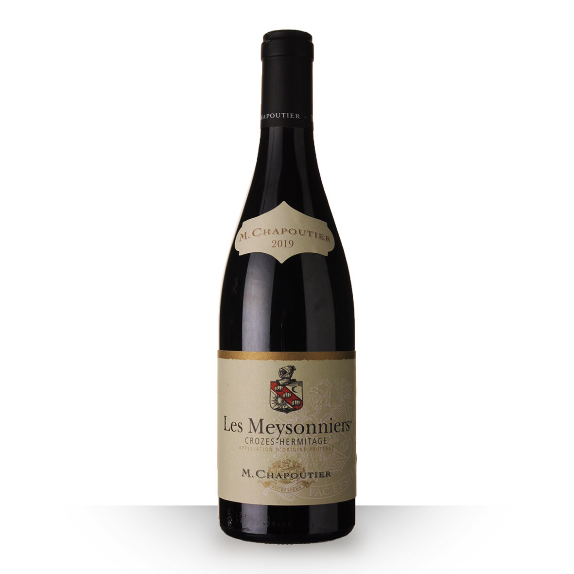 Chapoutier Les Meysoniers Crozes-Hermitage Rouge 2019 75cl www.odyssee-vins.com