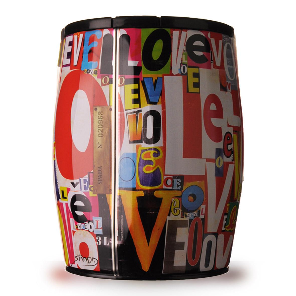 Bag-in-Box 3L Le Benjamin de Puech-Haut Pays dOc Rouge Spada www.odyssee-vins.com